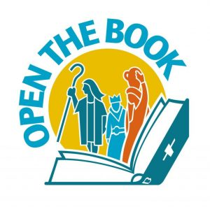 Logo for Open The Book